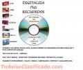 DE VHS A DVD VIDEOS