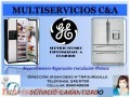 SERVICIO TECNICO  REFRIGERADORES  GENERAL ELECTRIC