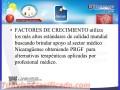 FACTORES DE CRECIMIENTOS