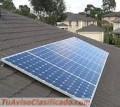 Planta solar de 1.5 KWH