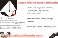 Zapatos para Tango, Salsa, Flamenco, Folcklore, Jazz, Tap,  Ballroom, Rock y otros ritmos.