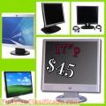 Venta de computadoras de escritorio y monitores lcd