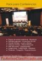 Alquiler de equipos para Conferencias