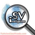 AGENCIA DE INVESTIGADORES PRIVADOS EN EL SALVADOR