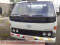 Venta de Camión Toyota Dyna 300 modelo 2000 para 4 toneladas en perfecto estado