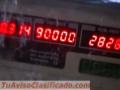 Peso de 40 kls  5 digitos