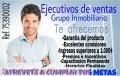 Ejecutivo Comercial/Ases@r inmobiliario