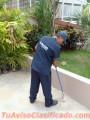 Servicio de limpieza y mantenimiento