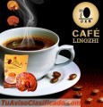 Descubra el Poder del Café con Ganoderma Lucidum de DXN