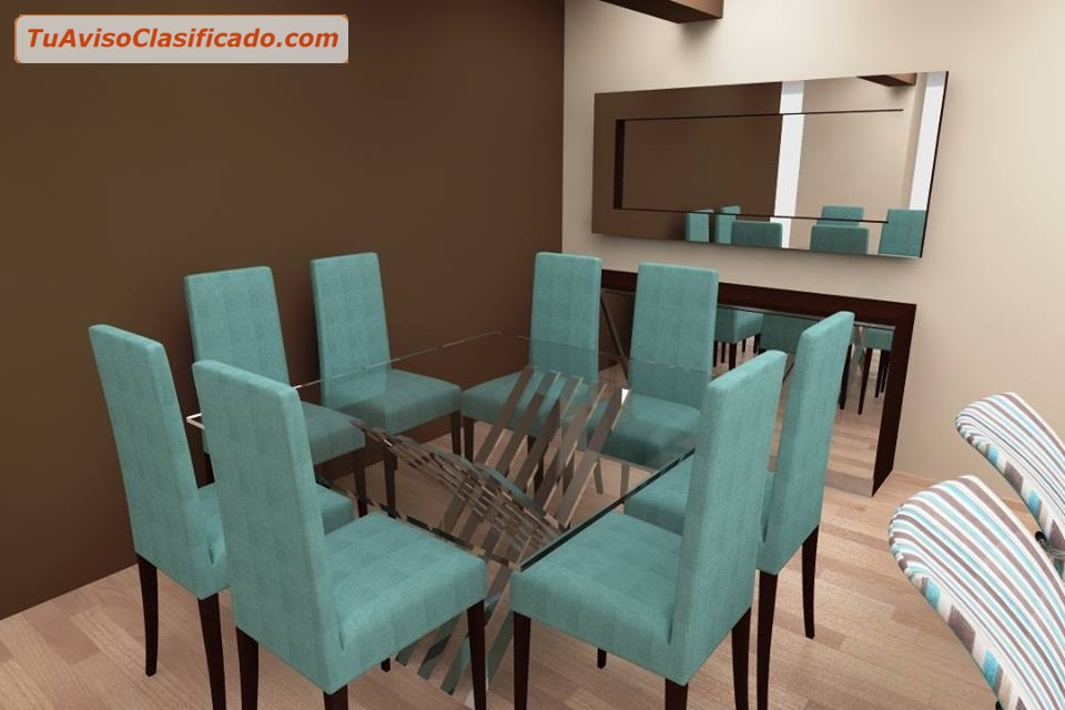 Dise o interior casas oficinas restaurants for Diseno interior departamento