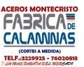 OFERTA DE CALAMINAS