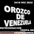 COMPRESORES DE AIRE ACONDICIONADO 04169522822 PARA TODA VENEZIUELA
