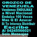 ENDULMAX 04169522822 CAFE JUGOS DULCES lara carabobo