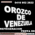 GAS REFRIGERANTE r134 r22 Lara Carabobo