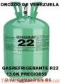 Gas refrigerante al mayor y detal orozco de venezuela 04169522822