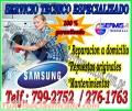 Técnicos a domicilio expertos Mantenimiento línea SAMSUNG/7992752-PUEBLO LIBRE