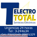 ELECTRICISTA  SANTA CRUZ 73652643