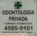 DENTISTAS ODONTOLOGIA INTEGRAL ADULTOS PATERNAL CABA