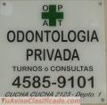 DENTISTAS Paternal Privados 4585 9101