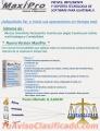 Software inventario, facturación, clientes, proveedores, banco, contabilidad, entre otros.
