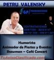 Petru Valensky Uruguay, Contratar a Petru Valensky Uruguay, Petru Valensky