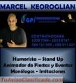 Tío Aldo Uruguay Contrataciones Animador de Fiestas y Eventos, Monólogos
