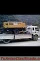 Servicio de transporte a nivel departamental y o nacional
