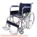 Vendo silla de Rudas