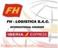 SERVICIO COURIER EXPRESS EXPORT & IMPORT -  INTERNACIONAL/NACIONAL