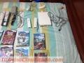 Nintendo Wii Guitarra Action Pack 2 nunchuks 2controles  40 juegos