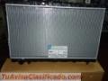 Radiador Mecanico para Hyundai Sonata, Kia Rio.