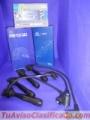 Cables de Bujias ORIGINALES, para Kia Rio.