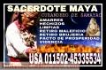 SANTERO INDIGENA CURANDERO Y VIDENTE ESPIRITUAL 00502-45335534