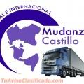 """Servicio mudanzas en chile """"CASTILLO"""" traslados y pianos"""
