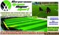 GRASS ARTIFICIAL DE 3ra GENERACION CORPORACION GRASS SUPERT SPORT A NIVEL NACIONAL