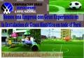 GRASS SINTETICO CORPORACION GRASS SUPER SPORT X SU INTALACION REGALAMOS MALLAS O ARCOS