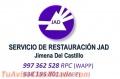 Servicio de Restauracion JAD