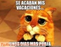 VACACIONES, VACACIONES Y MAS VACACIONES!!!