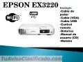 PROYECTOR EPSON EX3220