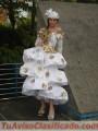 DISFRACES ecologicos  VESTIDOS Princesa con material reciclados