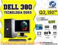 DELL OPTIPLEX 380 DIVERSAS CAPACIDADES