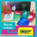 BOLSAS ECOLÓGICAS E-BAGS - ATENCIÓN A NIVEL NACIONAL