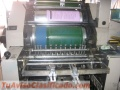 MAQUINA LITOGRAFICA RIOBY CD 3200 DOBLE CARTA