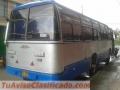 BUS EN PERFECTO ESTADO MOTOR NISSAN 205 TURBO. NEGOCIABLE