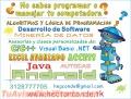 Office, Excel avanzado, Algoritmos, Java, Android, C++, Visual Basic .NET, VBA