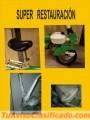 Restaurador profesional ofrece servicio para todo tipo de antiguedades