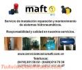 Reparacion instalacion de hidroneumaticos de agua en Caracas