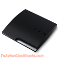 PS3 160GB con Ametralladora con Kit Move con 8 Juegos