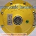 Reparacion de reguladores de gas