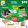 Lotes x5 Computadoras Para CAFE INTERNET Desde Q7,999.00 !APROVECHA FACILIDADES DE PAGO!